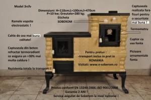Poza 1 Soba de teracota 3R+Cfm+V